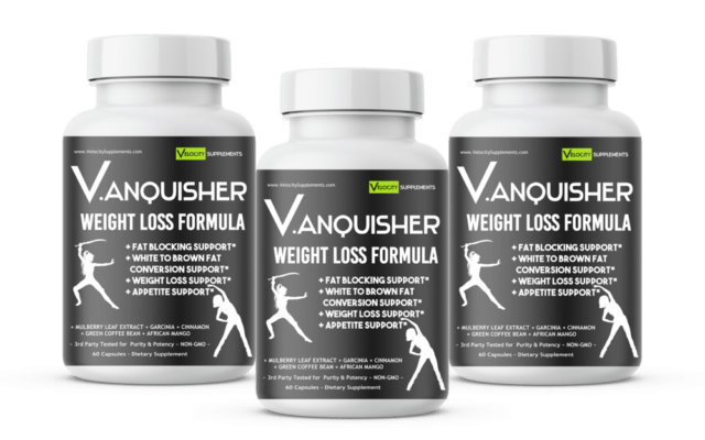 V.ANQUISHER Has Ingredients That Can Help Block Fat Storage.