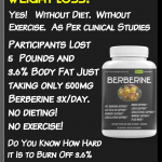 Berberne & Automatic Weight Loss?